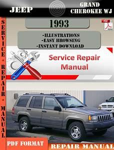 Jeep Grand Cherokee Wj 1993 Digital Service Repair Manual