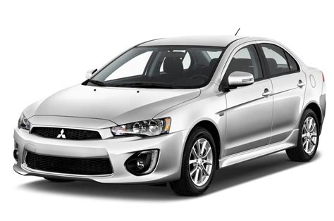 mitsubishi lancer 2016 mitsubishi lancer reviews and rating motor trend canada