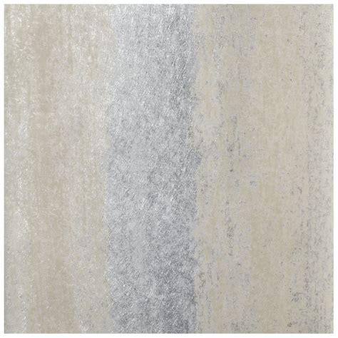 muriva sienna stripe ombre silver  gold metallic