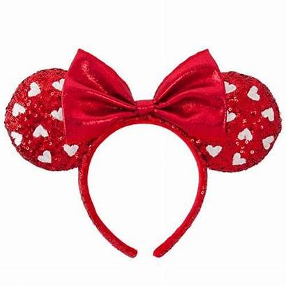 Disney Minnie Heart Ears Tokyo Mouse Headband