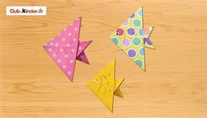 Faire Des Origami : comment faire un poisson d 39 avril en origami ~ Nature-et-papiers.com Idées de Décoration