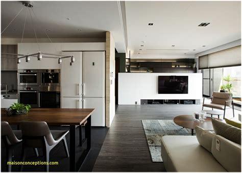 interieur cuisine moderne interieur maison moderne salon cuisine