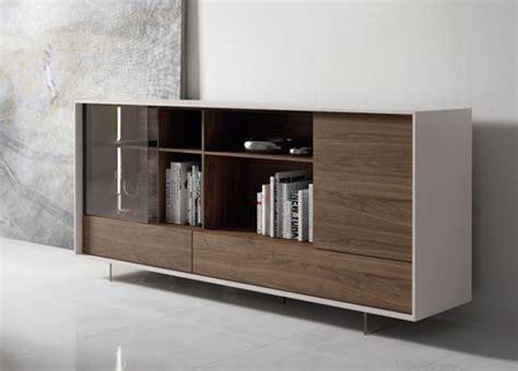 Zen Kitchen Buffet by Lisbon Contemporary Sideboard Furniture Cabinet Low