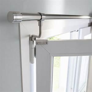 Rideaux à Poser Sur Fenêtres : fixation rideau fen tre ~ Premium-room.com Idées de Décoration