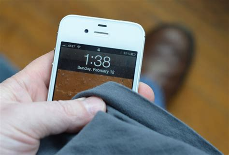 how to sanitize phone how to clean your iphone 5 essential tips