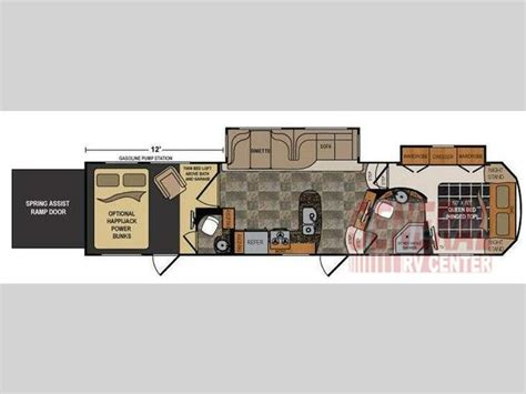 2014 Voltage Hauler Floor Plans by 1000 Images About Voltage Rv On Fresh Water