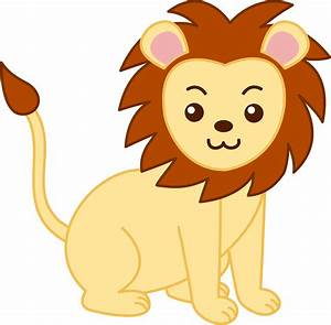 Top Baby Lion Clipart Free Images Drawing