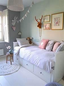 Bett 1 X 2 M : howne blog deco inspiration chambre enfant menthe et rose pastel graphique scandinave design ~ Bigdaddyawards.com Haus und Dekorationen