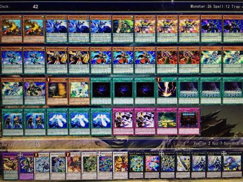 Masked Deck Link Format by Power Zarc Deck Profile Ygo Amino
