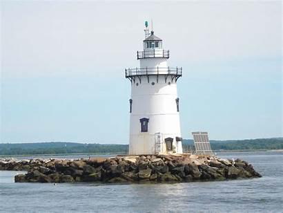 Lighthouse Island Sound Coast Lighthouses East Sea