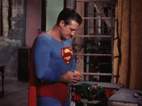 adventures  superman peril  paris tv episode