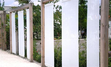 überdachung Terrasse Stoff by Sichtschutz Sichtschutz Stoff Terrasse