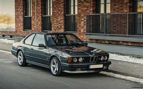 Bmw E24 M6 by Bmw E24 M6 For Sale Occasion Autogespot