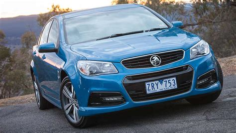 Holden Cars 2014 by Holden Commodore Sv6 2014 Review Carsguide