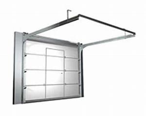 Porte De Garage Avec Portillon Pas Cher : porte de garage sectionnelle pas cher ~ Nature-et-papiers.com Idées de Décoration