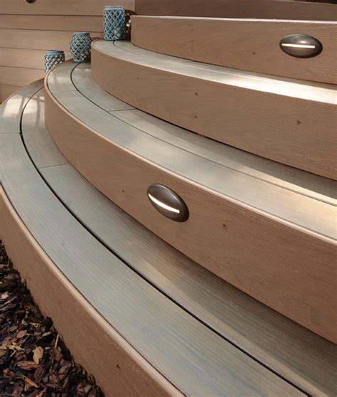 deck fastening finishing composite deck materials