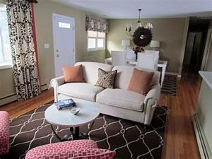 Living dining room combo stylish decorating ideas for Interior design living dining room combination