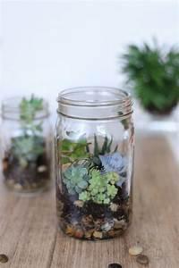Sukkulenten Im Glas Pflanzen : ball mason glas wide 950 ml deko mason jar glas sukkulenten und terrarium ~ Eleganceandgraceweddings.com Haus und Dekorationen
