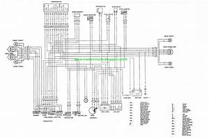 Wiring Diagram Suzuki Raider 150