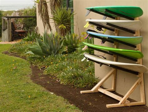 how to make a surfboard rack for your best 25 surfboard rack ideas on