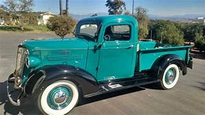 1937 Chevrolet Half Ton Pick Up Truck Rare Fully Restored