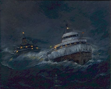 when did the edmund fitzgerald ship sank the edmund fitzgerald this ship sank in lake superior on