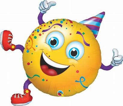 Birthday Clipart Emoji Happy Coloring Pages 123rf