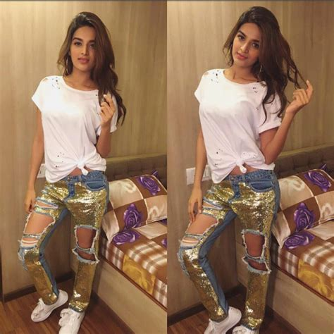 Nidhhi Agerwal The Style Sensation Ready To Win Over