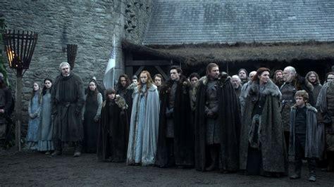 Game Of Thrones Season 6 Spoilers Jon And Sansa Stark