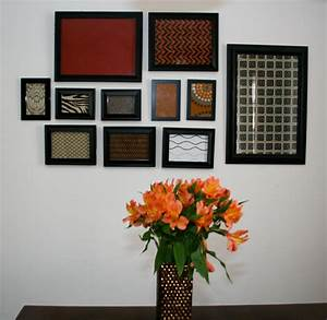framed fabric wall art With fabric wall art