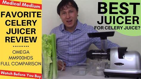 juicer medical medium omega celery
