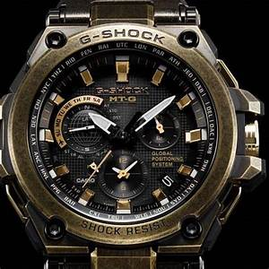 CASIO G SHOCK GPS WORLD 500 LIMITED EDITION MT G WATCH MTG