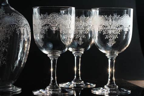 verre de le ancienne verres cristal et verrerie liste des articles