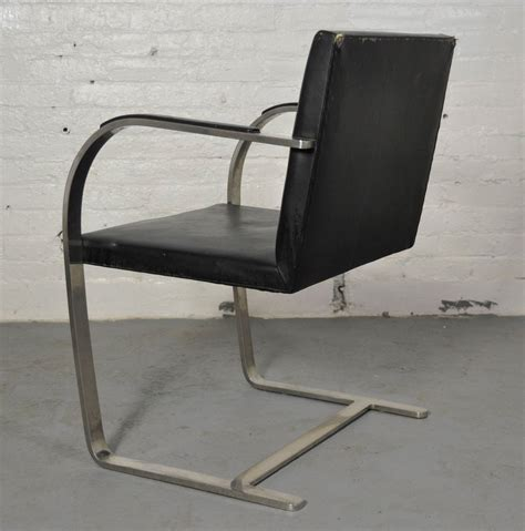 vintage pair of knoll brno chairs for sale at 1stdibs