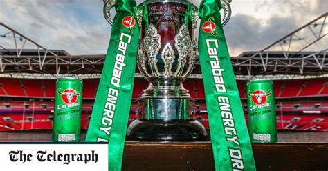 League Cup first-round draw: Carabao Cup event descends ...