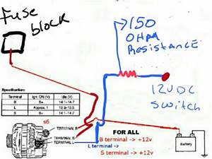 Fd Alternator Wiring - Rx7club Com
