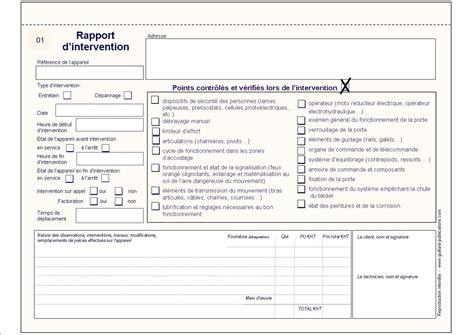 fiche d entretien individuel modèle automat1 porte automatique livret carnet d entretien