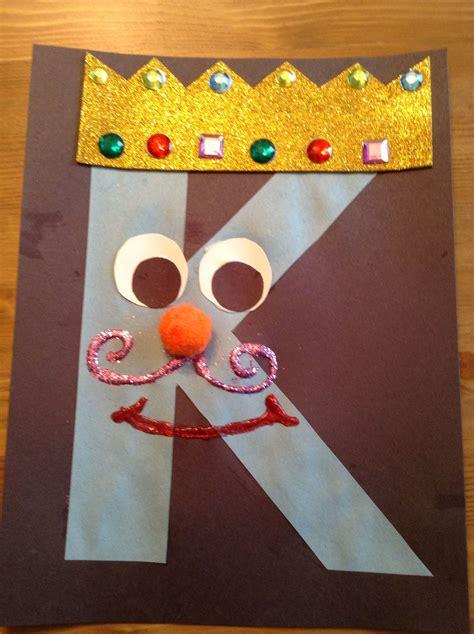 letter k crafts google search our secret crafts