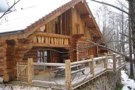 maison rondins de bois la bresse beautiful log cabin canadian homeaway la bresse