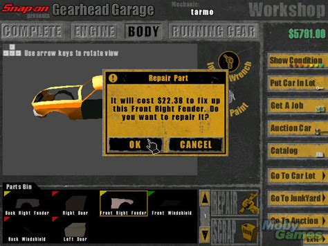 snap on presents gearhead garage the