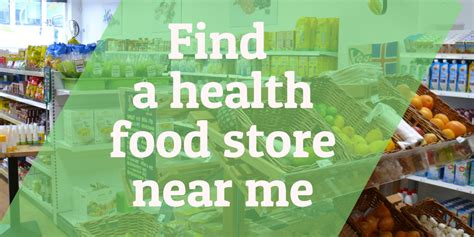 nearest healthy grocery stores natural