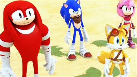 sonic boom fire ice gameplay trailer ds hd youtube