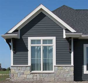 castle stone exterior siding on home - Google Search ...