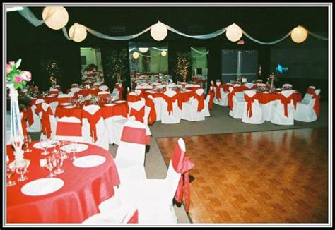 banquet halls   mid south  onewed