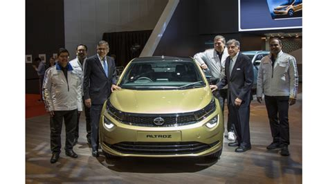 Tata Motors Unveils Four Global Premiers And One European