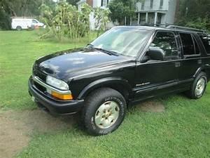 Sell Used 2001 Chevy S10 Blazer  Trailblazer 4wd Black
