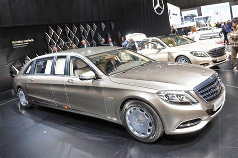 Mercedes Maybach S650 Landaulet Coming Carscoops