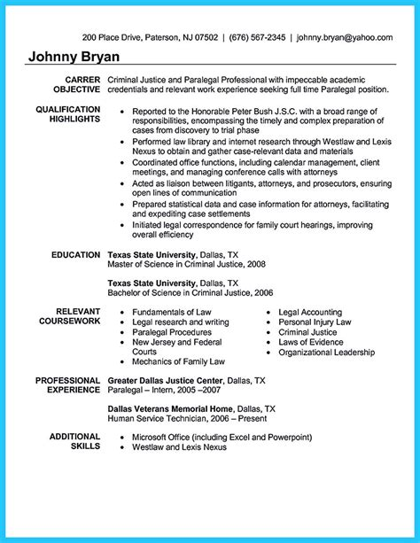 Great Attorney Resumes by Arranging A Great Attorney Resume Sle