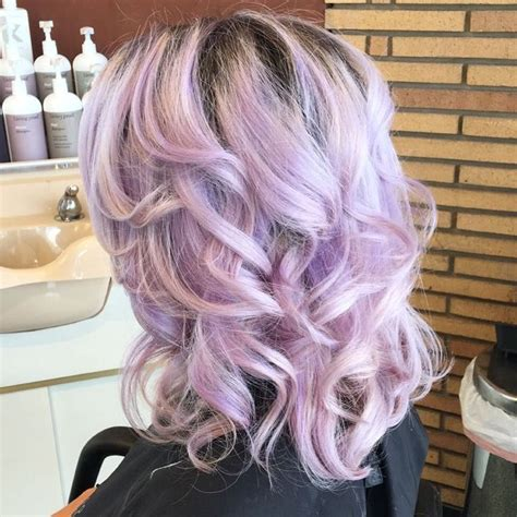 The 25 Best Light Purple Hair Ideas On Pinterest Pastel