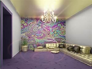 Decoration Mur Interieur : d coration maison mur interieur ~ Teatrodelosmanantiales.com Idées de Décoration